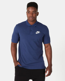 Nike M NSW CE Polo Matchup PQ Blue