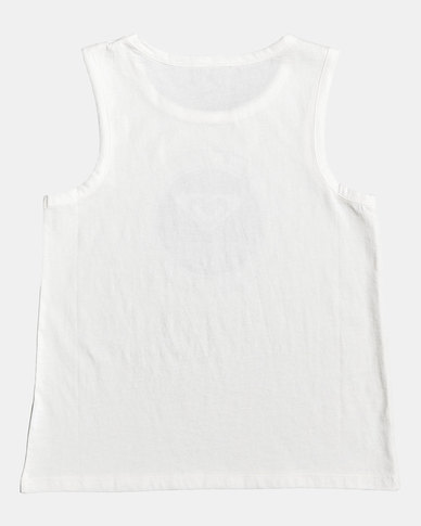 Roxy Girls Sunrise Lover B Vest White