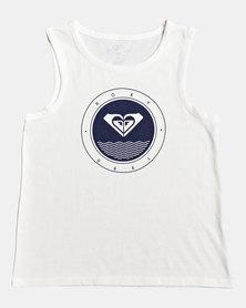 Roxy Girls Sunrise Lover B Vest White