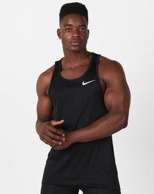 Nike Performance M NK Breathe Run Tank Multi