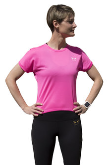 Terra Array Havana Top - Pink