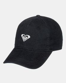 Roxy Dear Believer Logo Cap Black