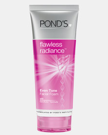 Flawless Radiance Face Wash All Skin Types 100ml by Pond's
