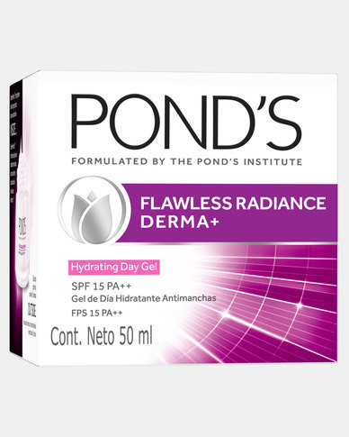 Flawless Radiance Derma+ - Hydrating Day Gel - Combination Skin - 50ml by Pond's