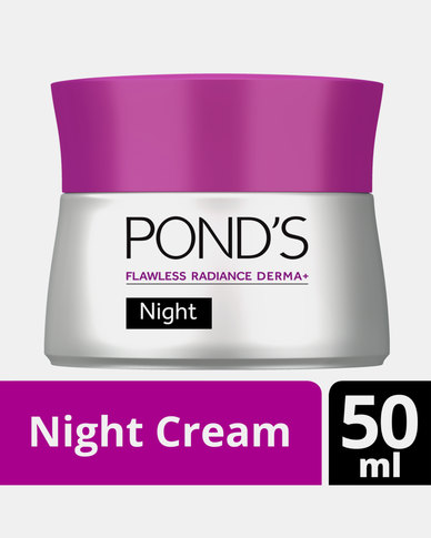 POND's Flawless Radiance Derma+ Night Cream 50ml