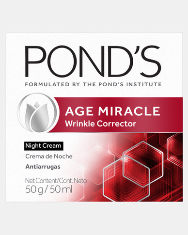 Age Miracle Night Cream 50ml by Pond's
