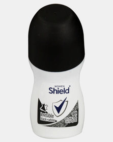 Shield Women Invisible Black + White Antiperspirant Roll-On 50ml