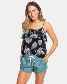 Roxy New Impossible Love Shorts Trooper