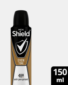 Shield Men Even Tone Antiperspirant Aerosol 150ml