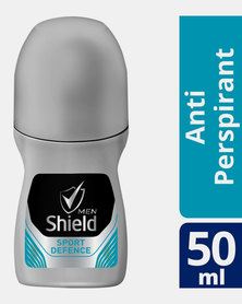 Shield Men Dry Sport Defense Antiperspirant Roll-On 50ml