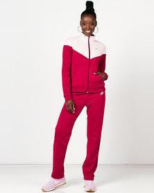Nike W NSW Tracksuit Pink
