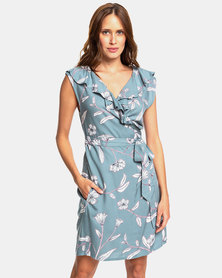 Roxy Rivello With You Dress Trooper