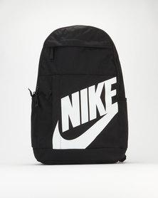 Nike NK ELMNTL Backpack 2.0 Black