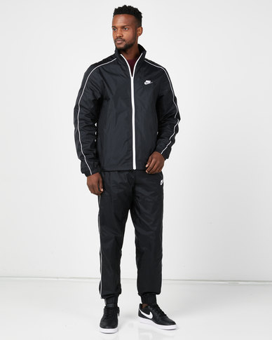 Nike M NSW CE Tracksuit WVN Basic Black