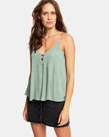 Roxy Shifting Sky Strappy Top Lily