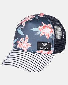 Roxy Girls Return To Cap Blue