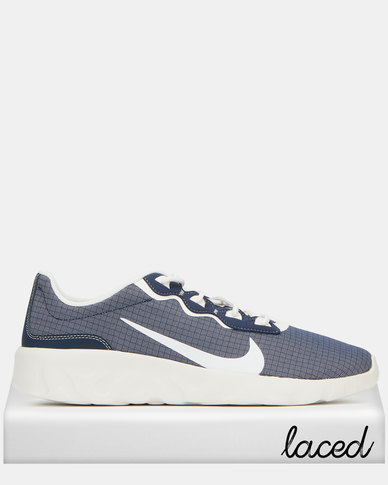 los angeles best choice discount shop Nike Explore Strada Sneakers Midnight Navy/Platinum Tint