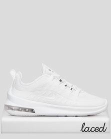Nike Air Max Axis Sneakers White/Black
