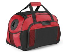 Always Summer Extreme Luxe Sports Bag Red