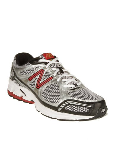 big sale e0df0 32357 New Balance 660 Running Shoes Grey and Red