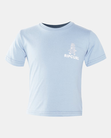 Rip Curl Boys Royal Loco Moco Tee Blue