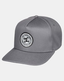 DC Reynotts Cap Pewter