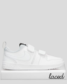 Nike Boys Pico 5 Sneakers White