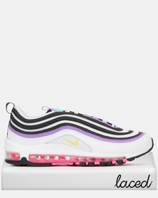 Nike Air Max 97 Sneakers Dynamic Yellow/ Bright Violet