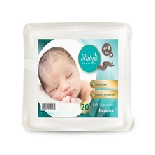 Baby's Naturally 4-9 kg Bale 5x20 (100)