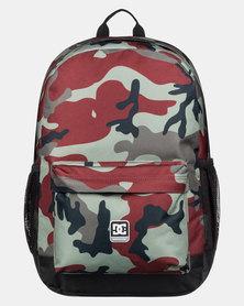 DC Backsider Print Backpack Camo