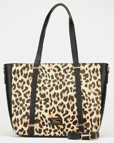 Miss Black Assura Black Combo Bag