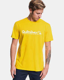 Quiksilver Modern Legends T-Shirt Gold