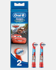 Refill Stages Kids Pixar Cars 2 Cartridges by Oral B