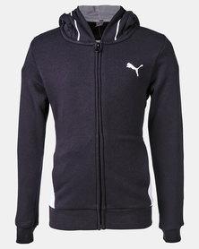 Puma Sportstyle Core Style FZ Hoodie Black
