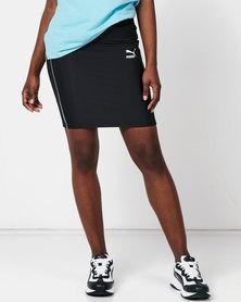 Puma Sportstyle Prime Classics Rib Skirt Puma Black