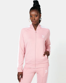Puma ZA Classics T7 Jacket Bridal Rose