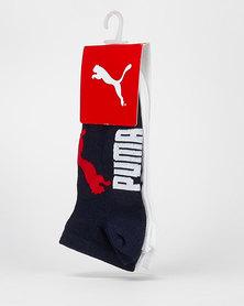 Puma Sportstyle Core Boys Secret Socks Multi