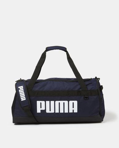 Puma Challenger Duffel Bag M Peacoat