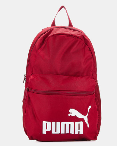 Puma Phase Backpack Rhubarb