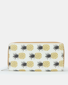 Utopia Big Pineapple Purse Multi