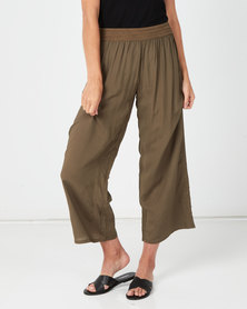 Revenge Pull On Pants Khaki