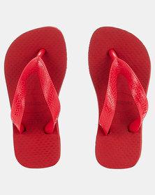 Havaianas Kids Top Sandals Red