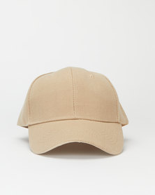Joy Collectables Classic 6 Panel Cap Brown
