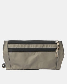 Joy Collectables Waterproof Waistbag Silver