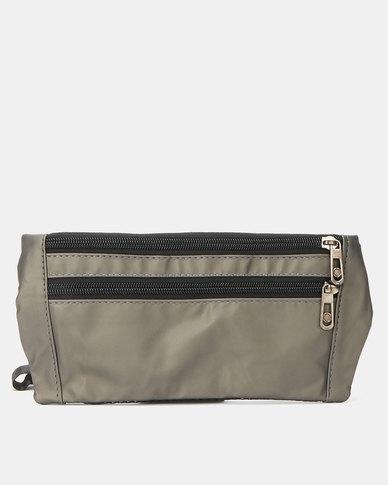 Joy Collectables Waterproof Waistbag Silver