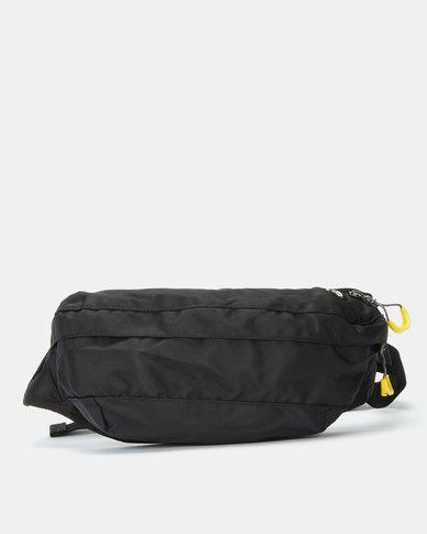 Joy Collectables Zip Puller Waistbag Black