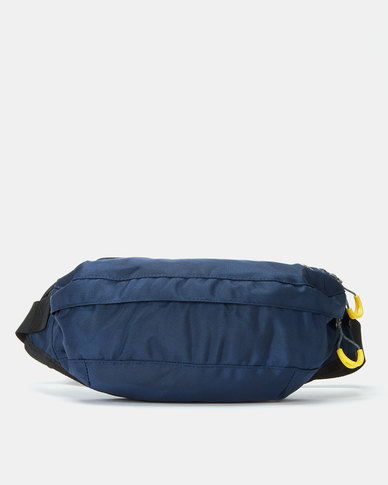 Joy Collectables Zip Puller Waistbag Navy