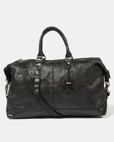 Joy Collectables Fashion Duffel Bag Black