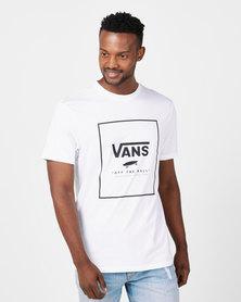 Vans Print Box White