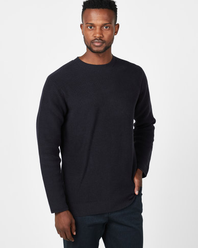 Hurley Rogers Solid Sweater Grey